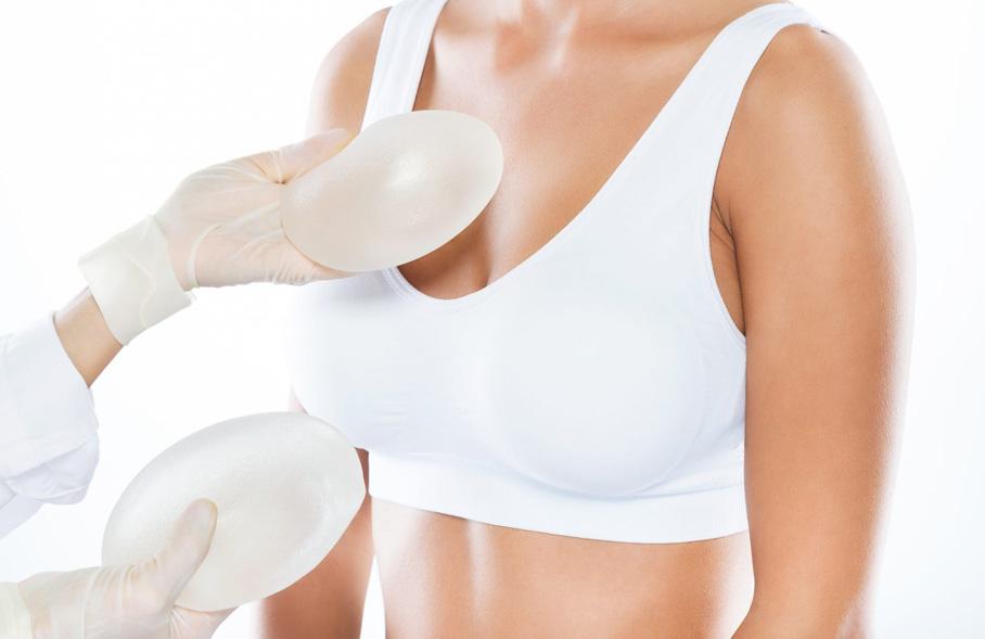 <span> Seguridad </span> en implantes mamarios