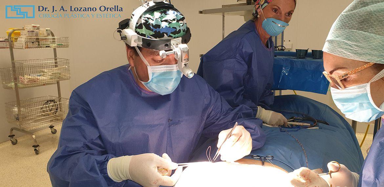 Cirugía plástica Dr Lozano